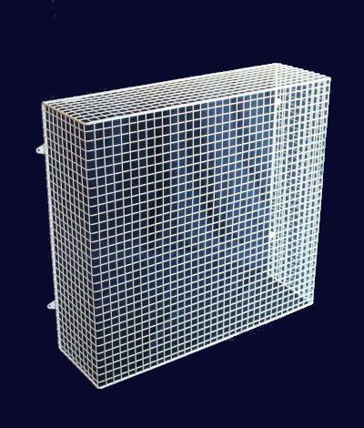 QM070-AIA heater guard – wall mounted