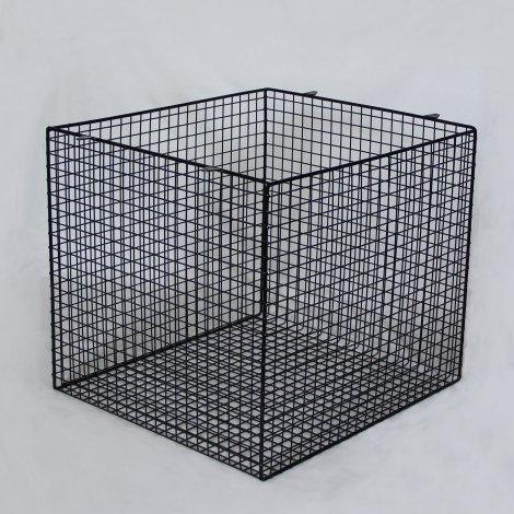 QXD3000-AIA-BLK quartz heater guard – back view