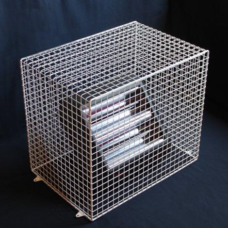 QXD3000-AIA quartz heater guard – guard on heater