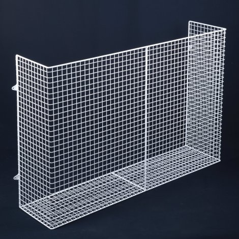 Aiano SCH24 storage heater guard – bottom view