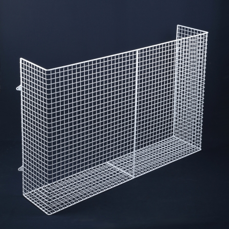 Aiano SH24 storage heater guard – bottom view
