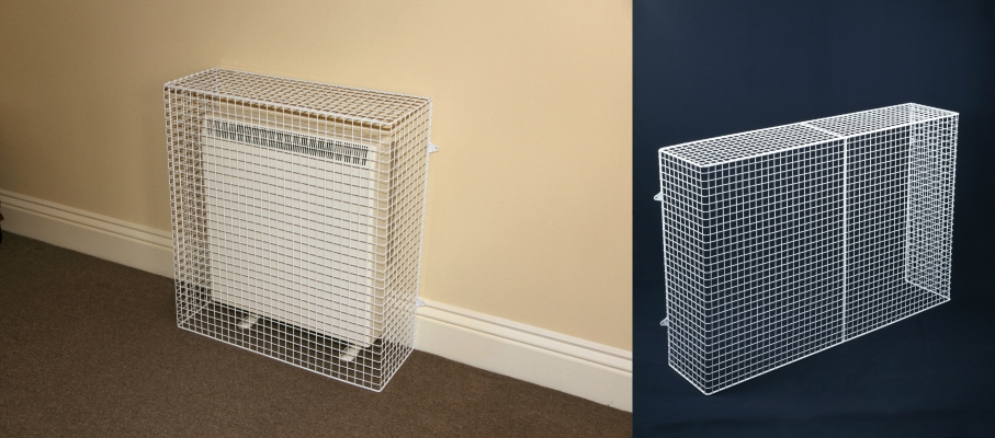 Storage Heater Guards