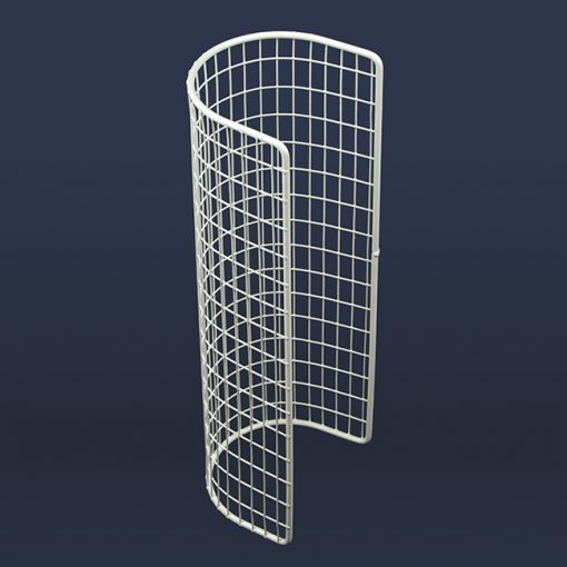 Aiano STG11 double tubular guard – back view