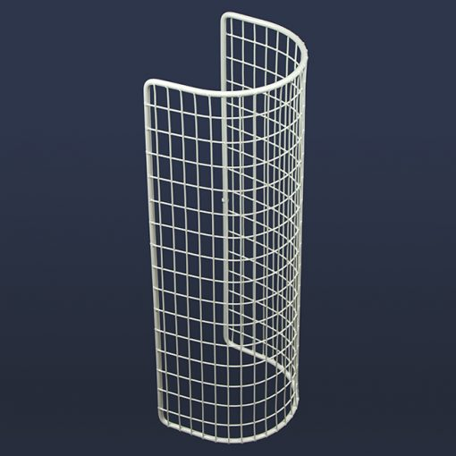 Aiano STG11 double tubular guard – front view