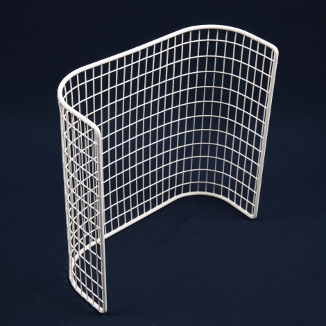 Aiano THG13 treble tubular guard – back view