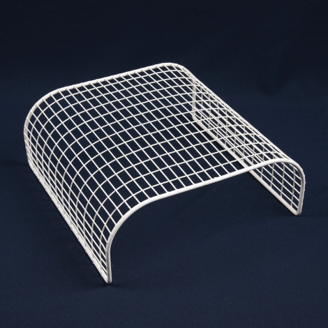Aiano THG13 treble tubular guard wall mounted