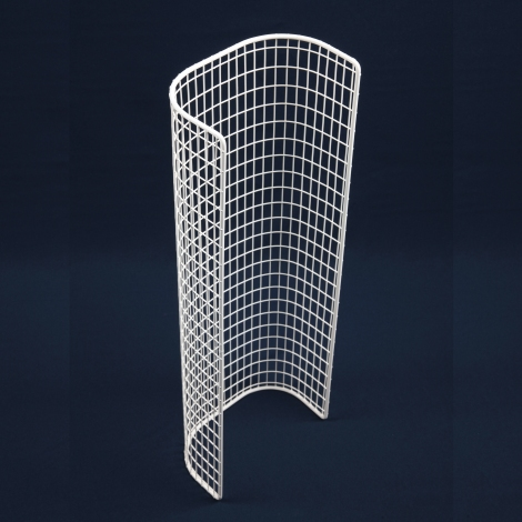 Aiano THG22 double tubular guard – back view