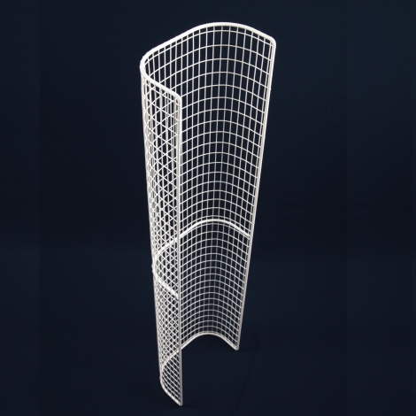 Aiano THG32 double tubular guard – back view