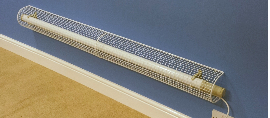 Tube Heater Guards