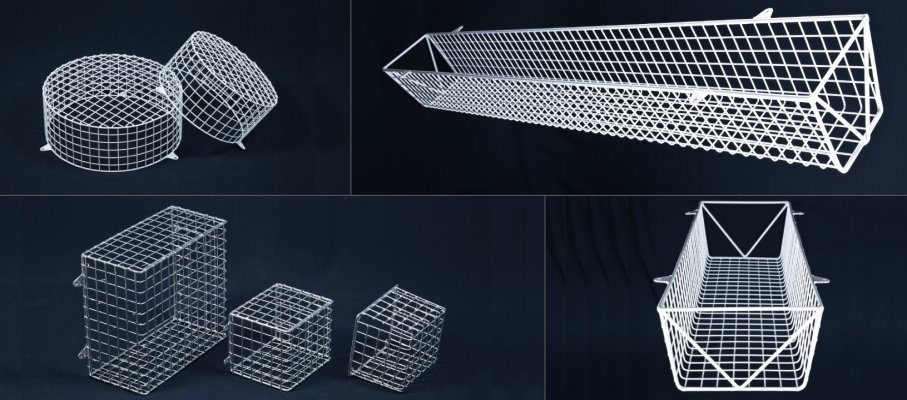 A world of wire mesh light guards