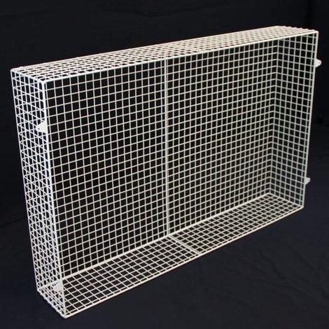 QRAD200-AIA heater guard back view