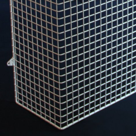 XLE150-AIA heater guard detailed view