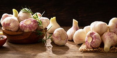 Superfood garlic has many health-giving benefits
