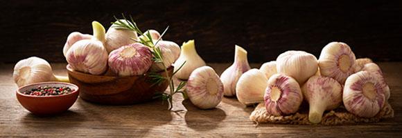 Superfood garlic has many health-giving benefits